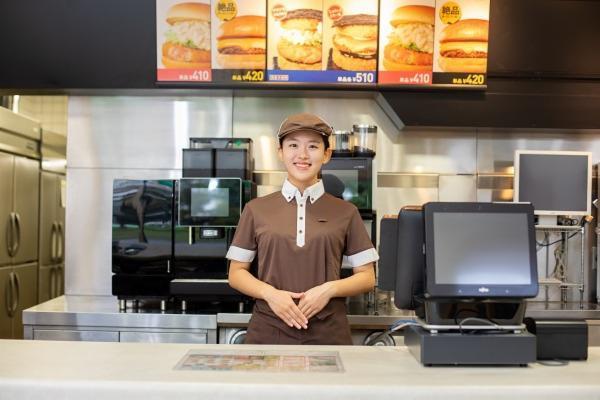 ロッテリア 京阪渡辺橋駅店の画像・写真