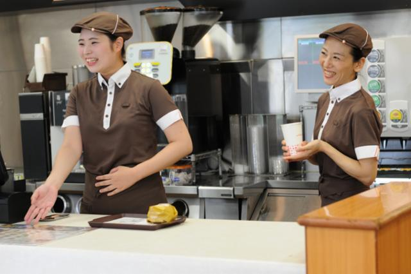 ロッテリア 徳島クレメントプラザ店の画像・写真